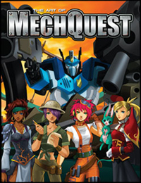 MechQuest Artbook